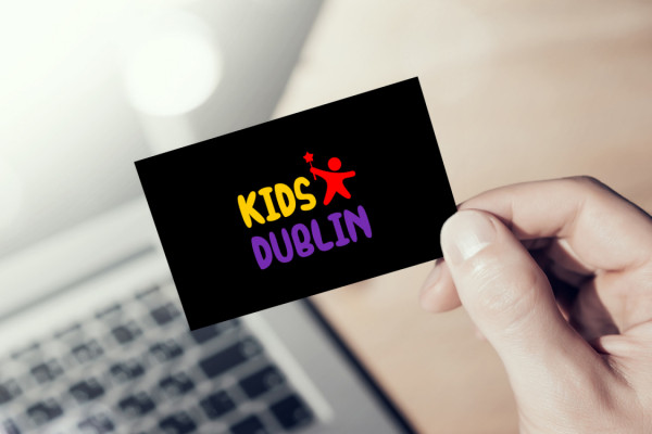 Sample branding #2 for Kidsdublin