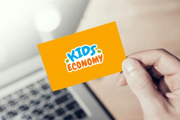 Sample branding #1 for Kidseconomy