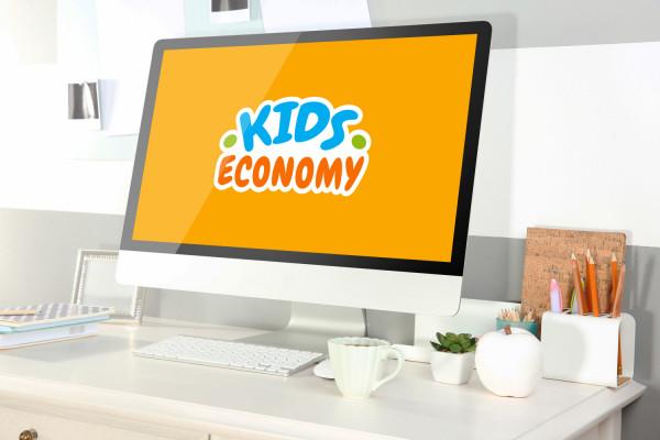 Sample branding #2 for Kidseconomy