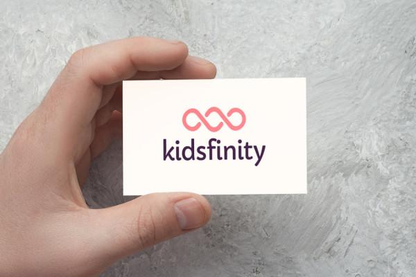 Sample branding #2 for Kidsfinity