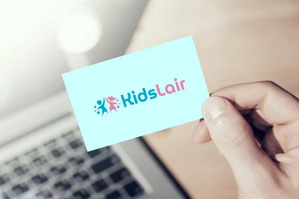 Sample branding #3 for Kidslair