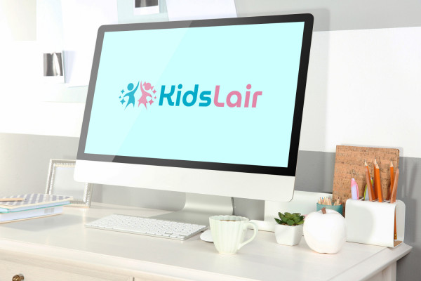 Sample branding #2 for Kidslair
