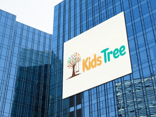 Sample branding #2 for Kidstree