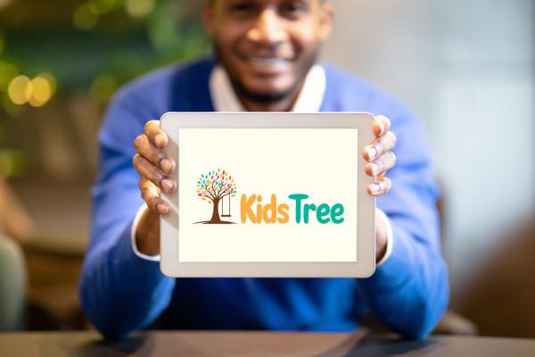 Sample branding #1 for Kidstree