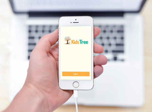 Sample branding #3 for Kidstree