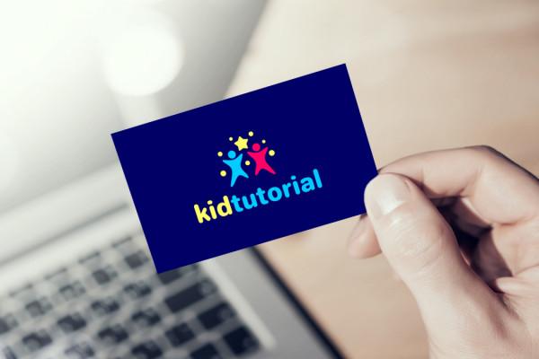 Sample branding #3 for Kidtutorial