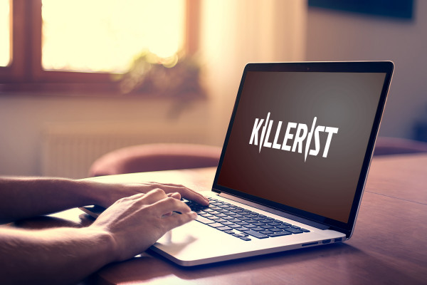Sample branding #2 for Killerist