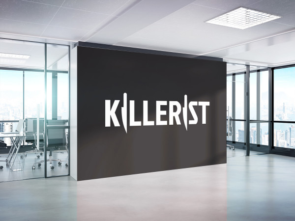 Sample branding #3 for Killerist