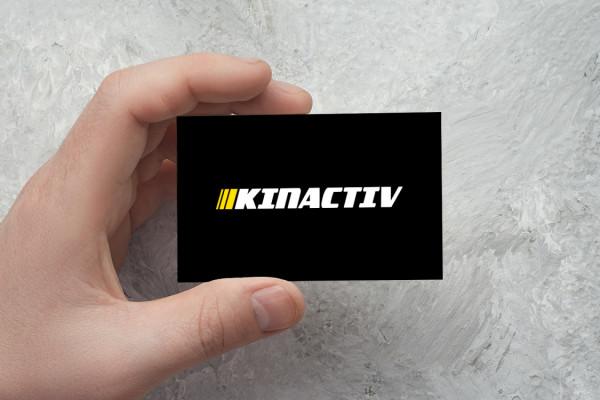 Sample branding #3 for Kinactiv