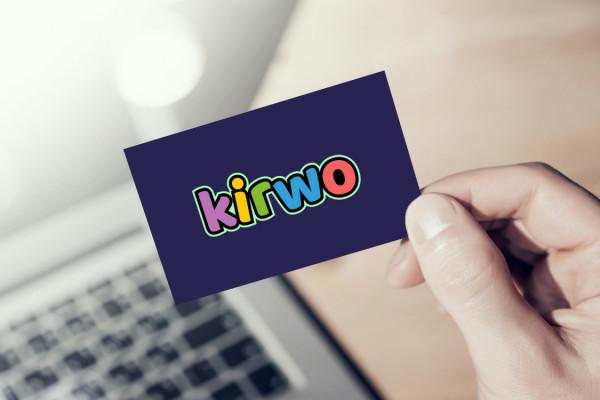 Sample branding #1 for Kirwo