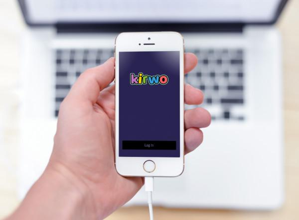 Sample branding #2 for Kirwo