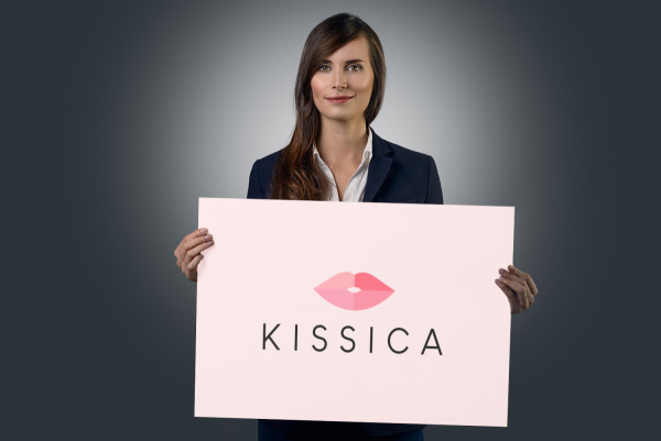 Sample branding #3 for Kissica