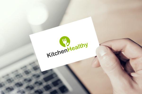 Sample branding #2 for Kitchenhealthy