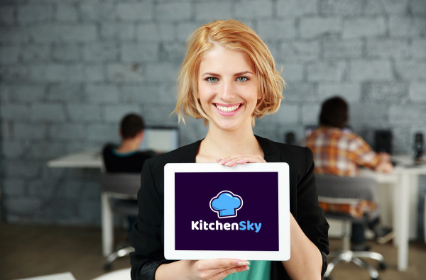 Sample branding #1 for Kitchensky