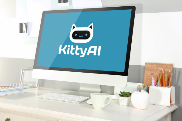 Sample branding #1 for Kittyai