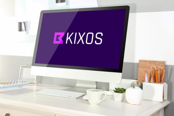 Sample branding #3 for Kixos