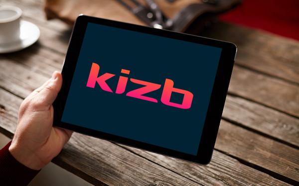 Sample branding #2 for Kizb
