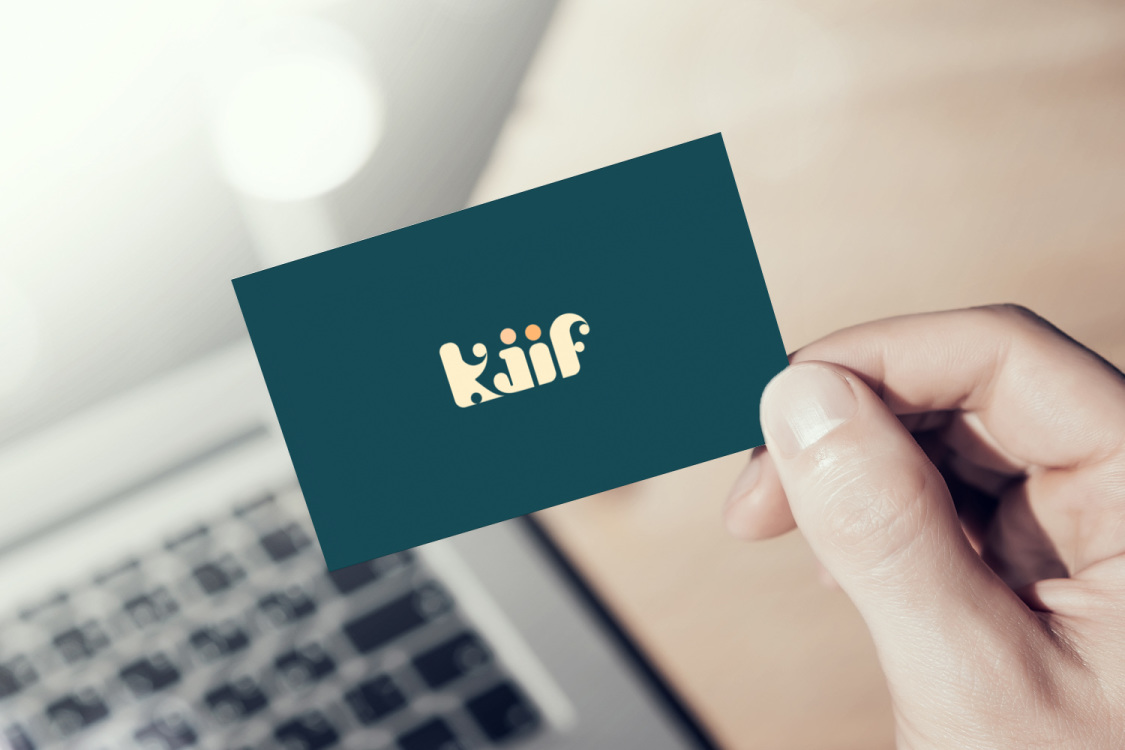 Sample branding #2 for Kjif