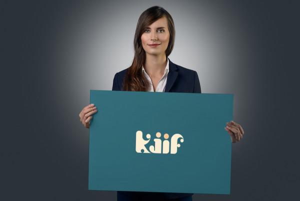 Sample branding #1 for Kjif