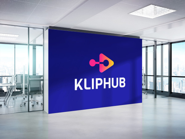 Sample branding #1 for Kliphub