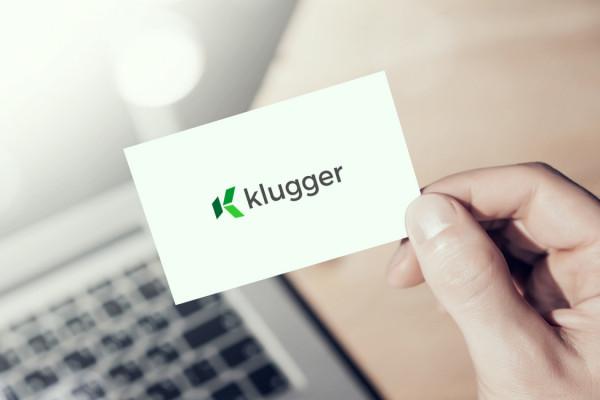 Sample branding #3 for Klugger