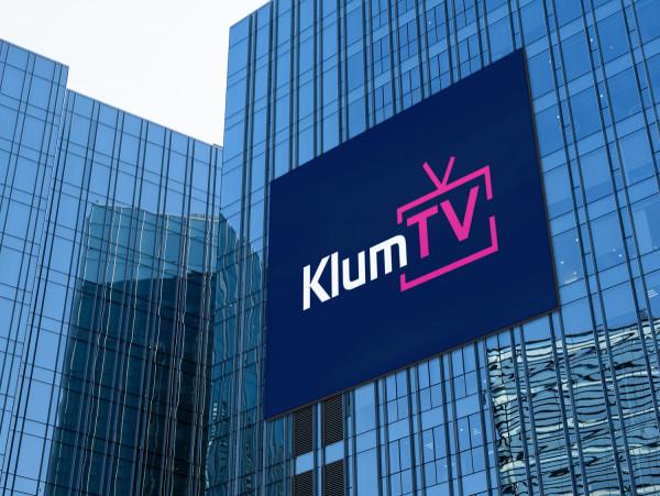 Sample branding #2 for Klumtv
