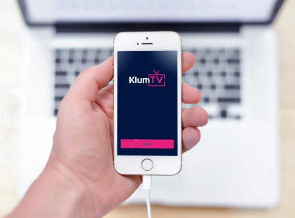 Sample branding #1 for Klumtv