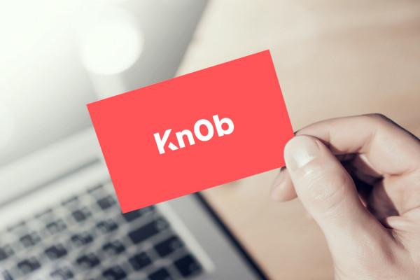 Sample branding #1 for Kn0b