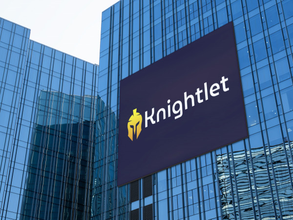 Sample branding #2 for Knightlet