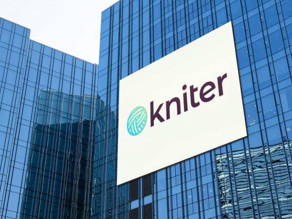 Sample branding #1 for Kniter
