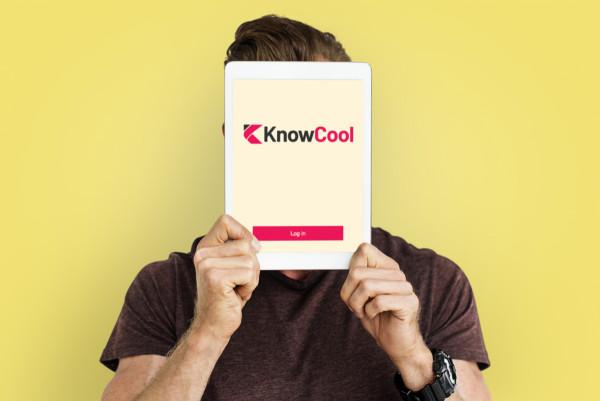 Sample branding #3 for Knowcool