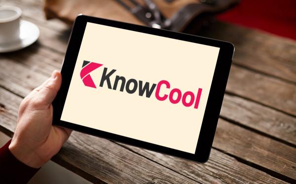 Sample branding #1 for Knowcool