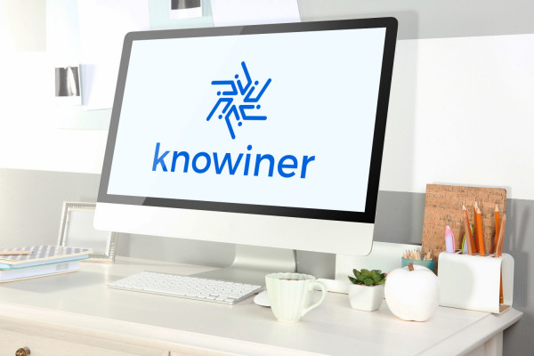 Sample branding #1 for Knowiner