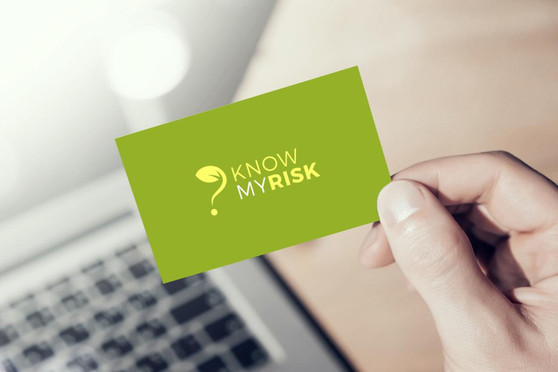 Sample branding #3 for Knowmyrisk