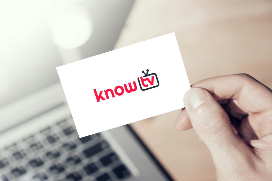 Sample branding #3 for Knowtv
