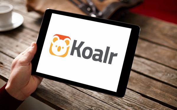 Sample branding #2 for Koalr