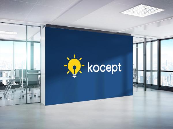 Sample branding #3 for Kocept