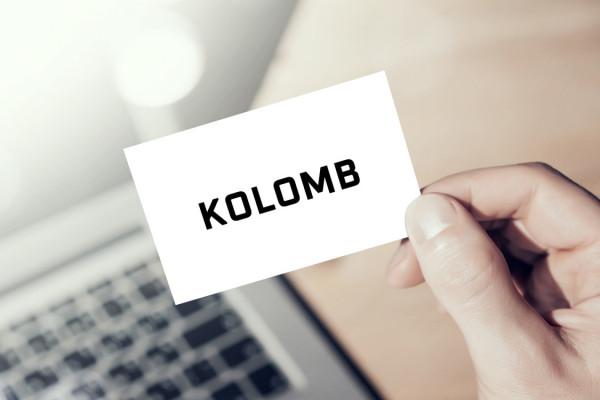 Sample branding #2 for Kolomb
