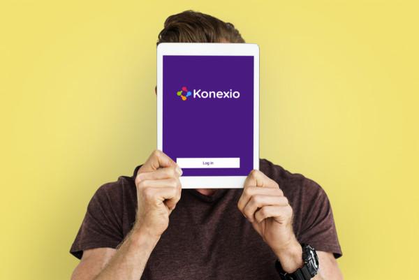 Sample branding #2 for Konexio
