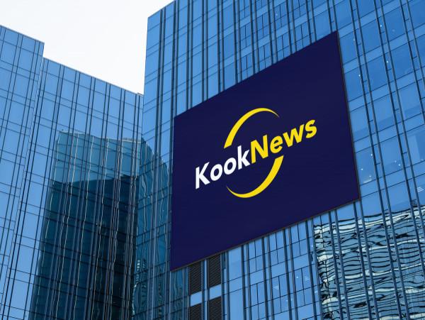 Sample branding #1 for Kooknews