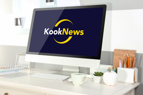 Sample branding #2 for Kooknews