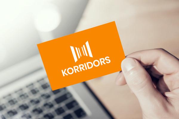 Sample branding #3 for Korridors