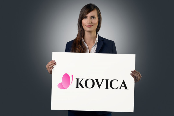 Sample branding #1 for Kovica