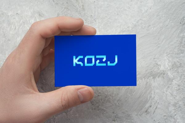 Sample branding #3 for Kozj