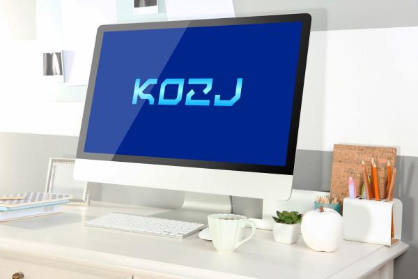 Sample branding #2 for Kozj