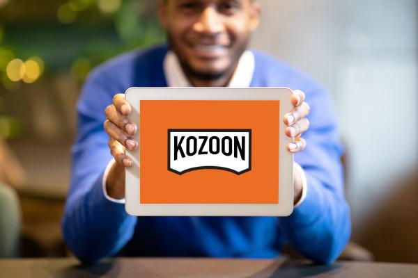 Sample branding #1 for Kozoon