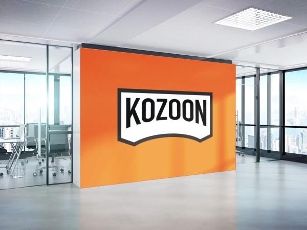 Sample branding #2 for Kozoon