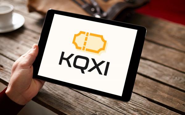 Sample branding #3 for Kqxi