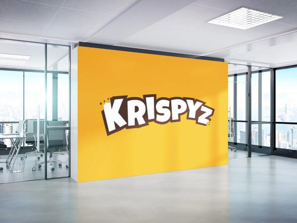 Sample branding #3 for Krispyz