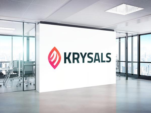 Sample branding #2 for Krysals